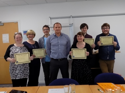 glasgow presentation skills training